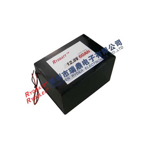 Lifepo4 battery 12.8v 60Ah for electrical bike and scooter