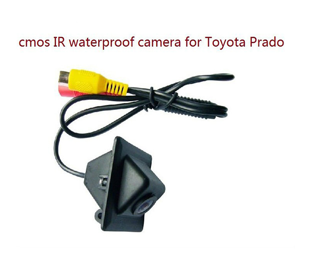 cmos 170 degree car camera vehicle system for new toyota prado vcan0409