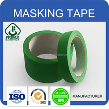2016 best saling wholesale free sample colour masking tape for painting designs