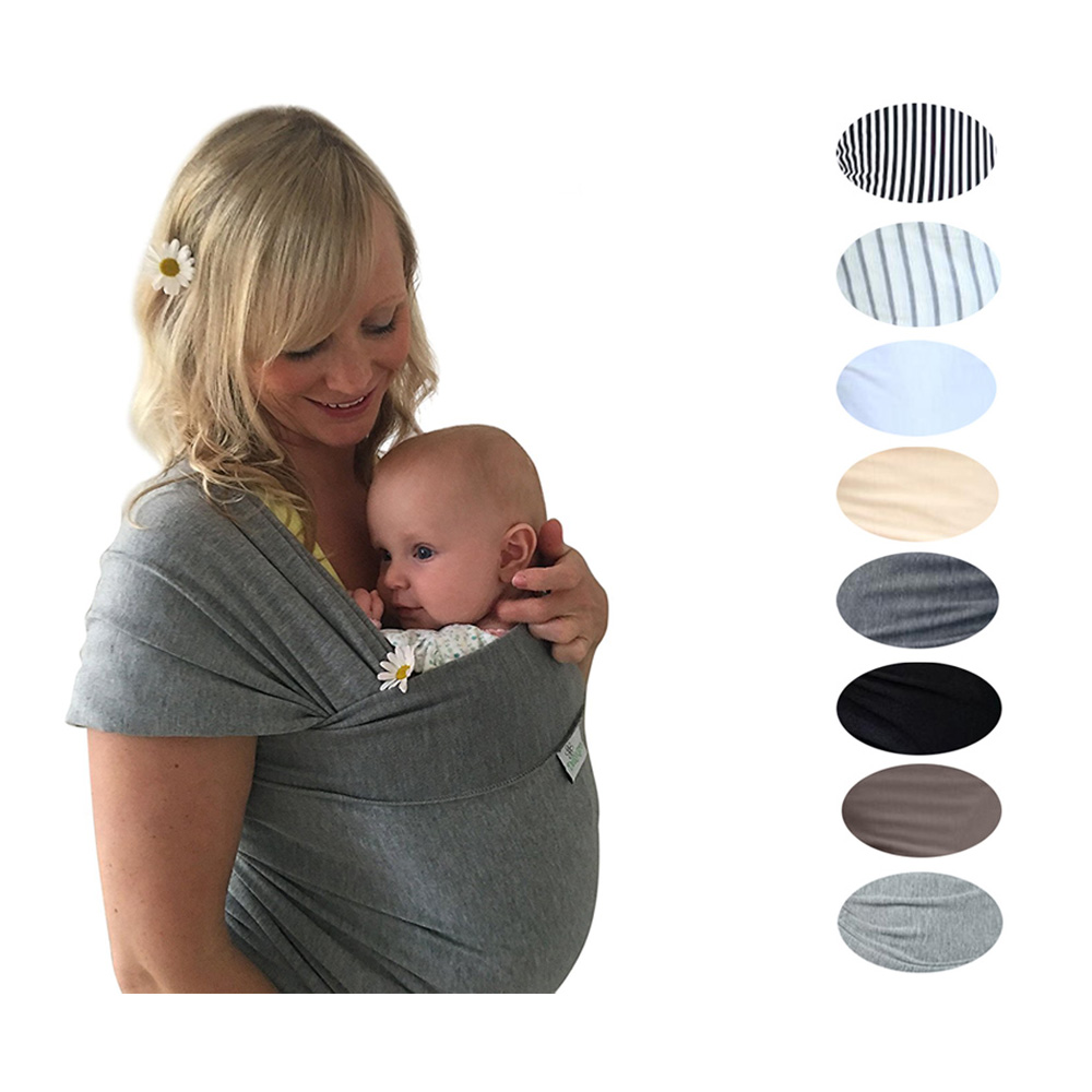 Amazon Best Baby Sling Seller Baby Wrap Carrier with OEM Services