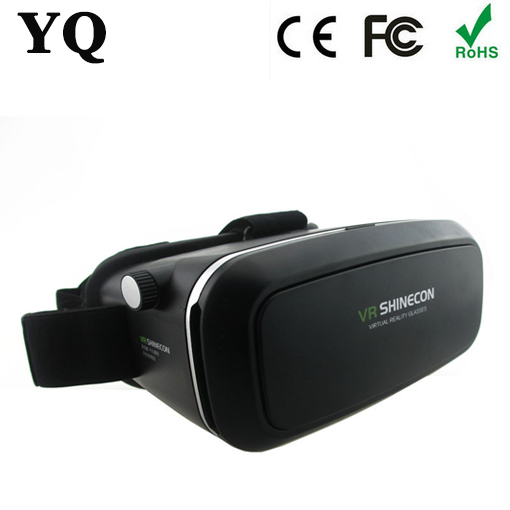 YQ Best Price On China Alibaba 2016 New Arrival Shinecon High-grade Vr 3d Glasses/3d Virtual Reality Helmet Video Glasses
