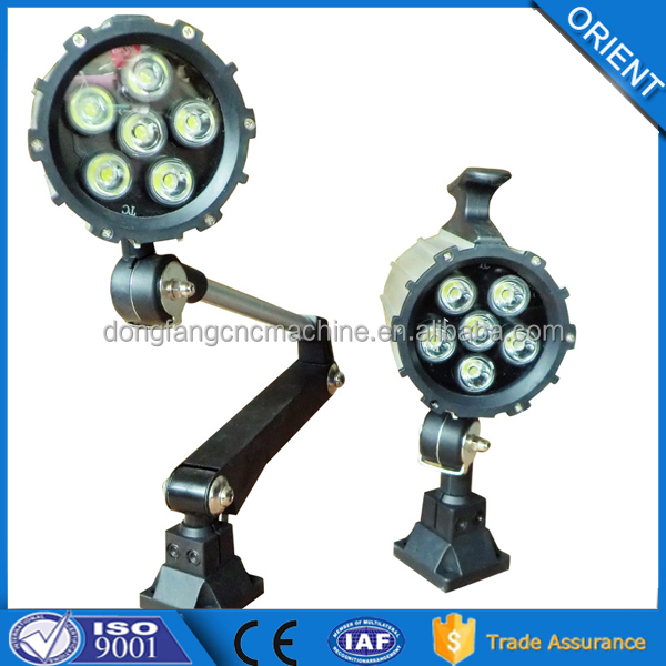 multi LED chips machine tool working lamps / working lights