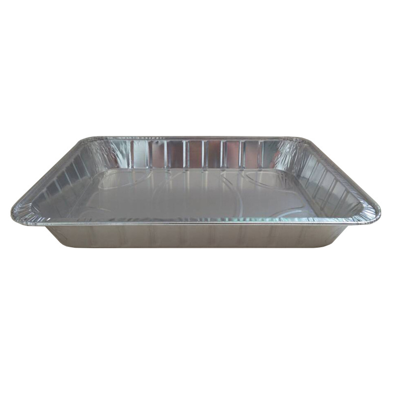 Disposable Aluminum Foil Containers Turkey Plate Barbecue Pans Airplane  Lunch Boxes Fast Food Boxes Custom Factory Direct Turkey - Buy Disposable