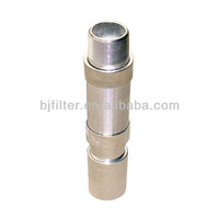 BJF double layered good filteration sand control water well oil well pipe base water well screen