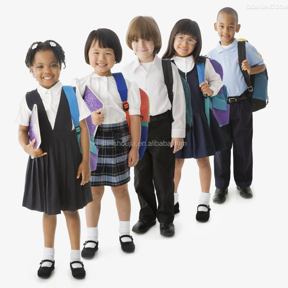 Primary School Uniforms For Kids Blue School Uniforms School Uniform ...