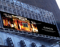 Full Color Outdoor P10 Avdertisement Led Display Screen for Banks/Banko/Stage/Scenic