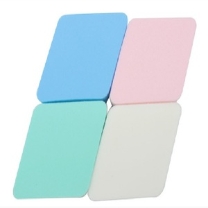New Facial cleaning pva sponge wholesale cosmetic cellulose sponge