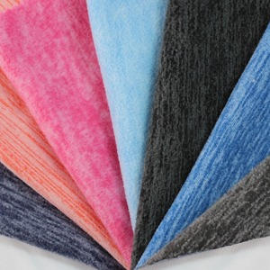 High Quality Cationic Polar Fleece Fabrics For Windstop Jacket Anti-pilling
