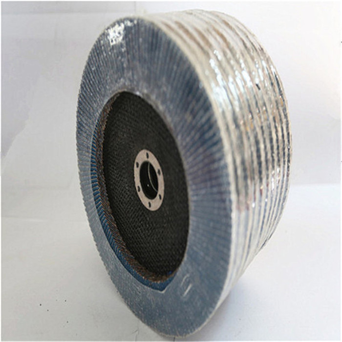Fiber Glass Flap Abrasive Grinding Disc For Polishing Steel