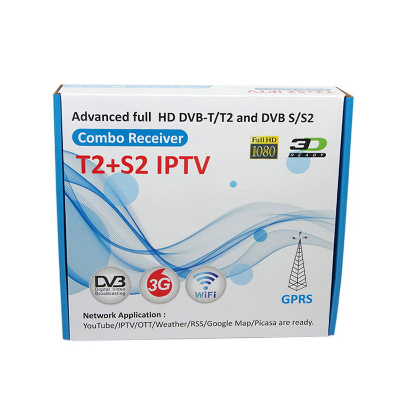 New Type ! cheap price Powervu dvb t2 s2 combo <strong>set</strong> <strong>top</strong> <strong>box</strong> S1024E DigitalCombo TV <strong>box</strong>