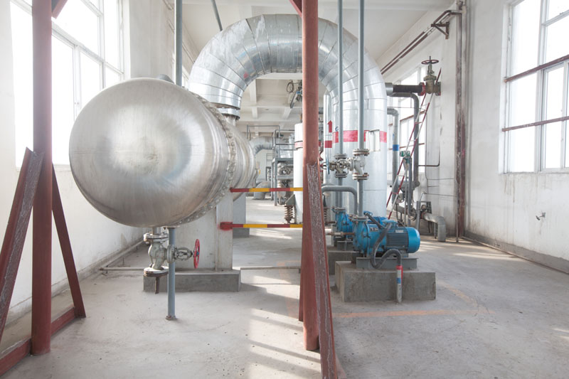 Chemical Plants to concentrate caustic potash and caustic soda in the chlor-alkali industry