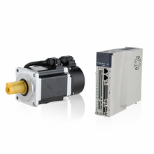 Brushless Single/three Phase 60mm 400w 220v Ac Servo Motor with cheap price China supplier