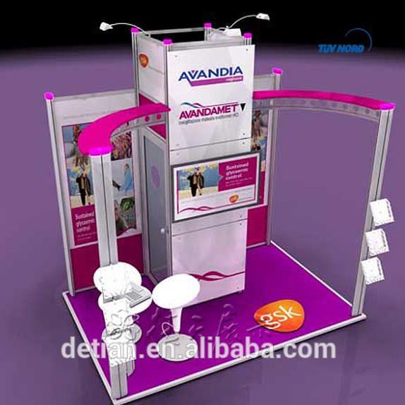 Portable Exhibition Booth Design : X 휴대용 전시 부스 디자인 d 박람회 디스플레이 시스템 기타 무역 전시회의 장비