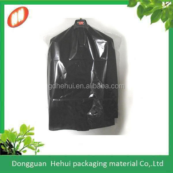 custom size plastic pe clothing dust cover