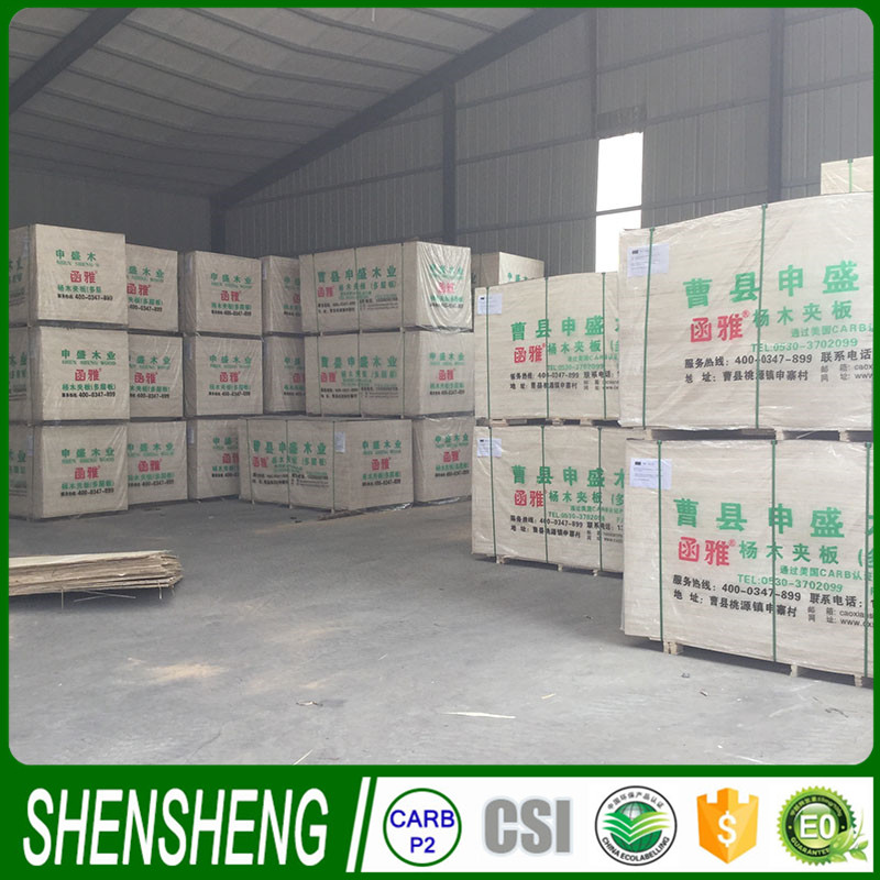 Different types of grade/core poplar,Pine, paulownia plywood
