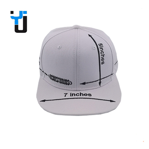 Blank Short Brim Snapback Hat cd14a76a87d5