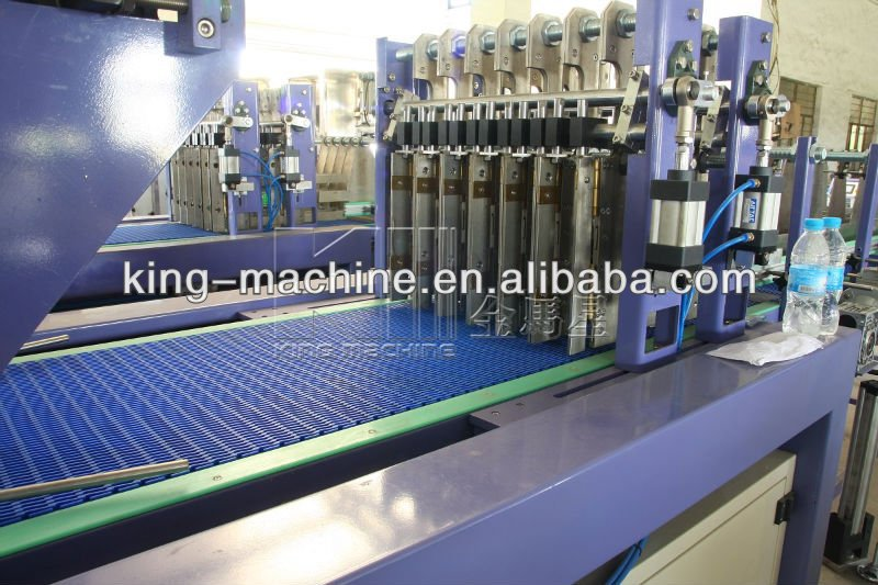 Automatic PE Film Bottle Heat Shrink Packing Machine / Machinery / Equipment KINGMACHINE