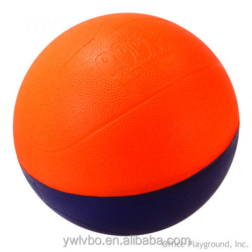 toy stress ball supplying Multicolored Mini Basket stress ball anti pu stress ball