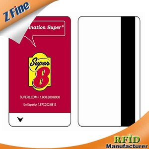 pre-encoded Magnetic Card for Hotel/Hotel Key Card shenzhen maker