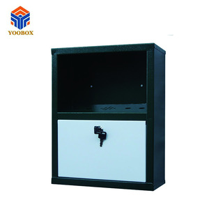 Wall Mounted Waste Garbage Ashtray Bin,Cigarette Bin, Ash Bin