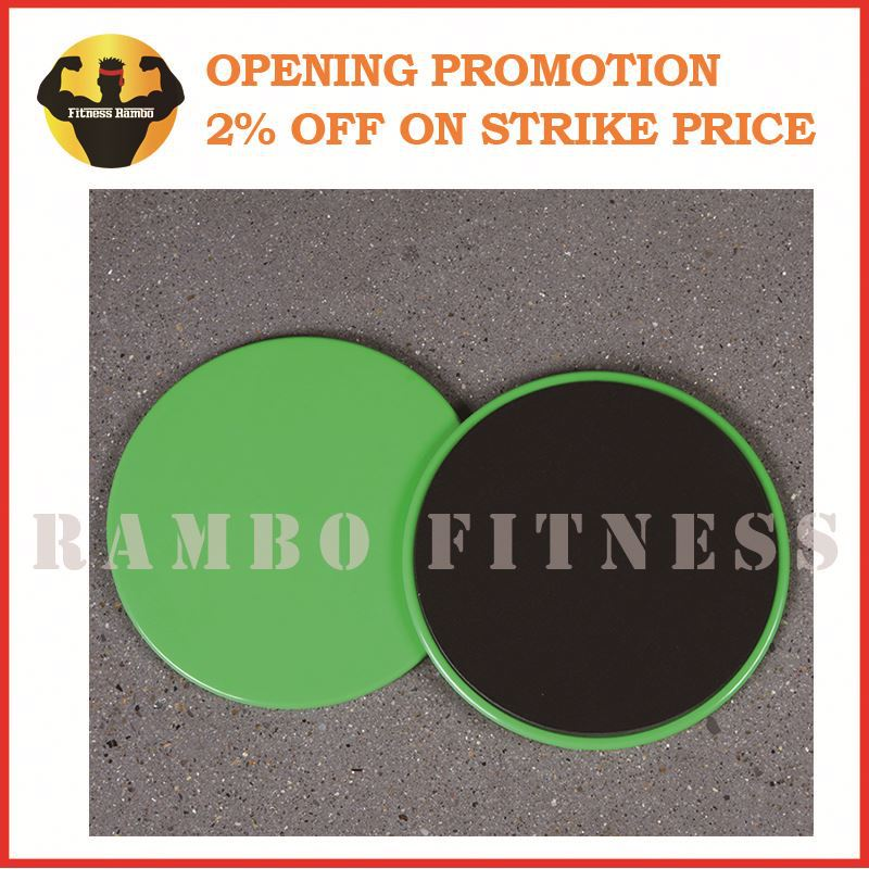 RAMBO Manufacturers Stability Sliding Pad Disc