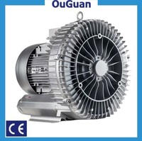 7HP 5.5kw 300mbar Air Vacuum Pump Blower For CNC Router Or Lifting System