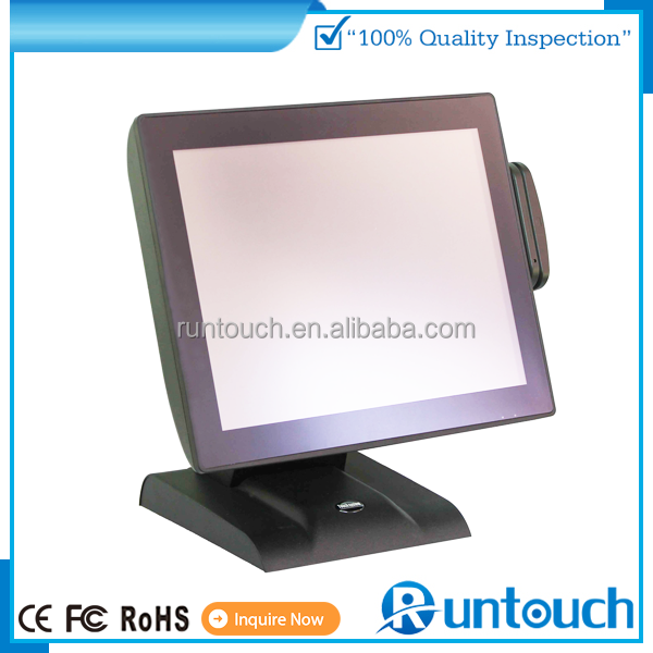 Runtouch zero-bezel capacitive PCAP EPOS TILL SYSTEMS for Exclusive dealership
