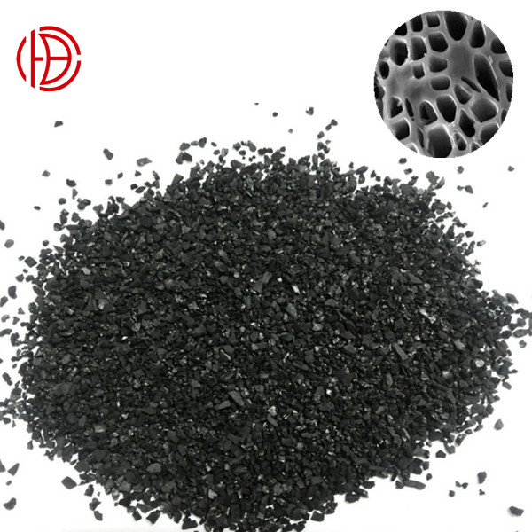 210g/l Low Bulk Density Granular Activated Carbon