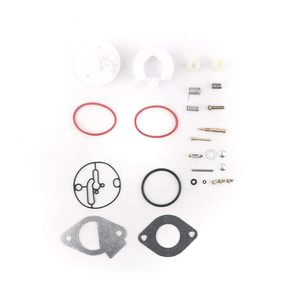 Carburetor Rebuild Carb Repair Kit For Briggs & Stratton Master Overhaul Nikki Carb 796184 By Mopasen