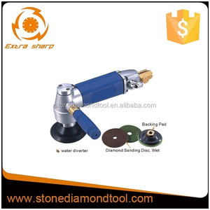 Pneumatic Air Grinder/sander/polisher for marble granite stone