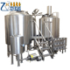 1000L/2000L/4000L Large beer brewery equipment stainless steel mash tun for distillery