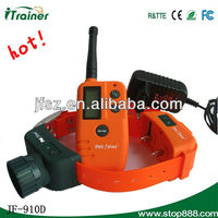 PET 910D new dog Remote training and beeper collar new products 2012