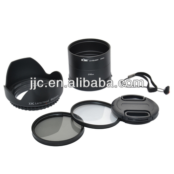 kiwifotos l820k 6pcs lens adapter kit for nikon coolpix l820 digital