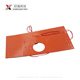 Waterbed Heating Mat Silicone Rubber Heater for Surface Heating