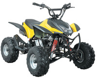 110cc kids gas four wheelers cheap 4x4 atv type hot sale