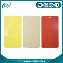 Spray chrome chemicals snow blades silver shiny powder coatings