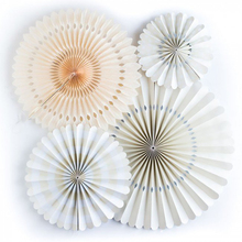 Party Accessories Wedding Fans Favors