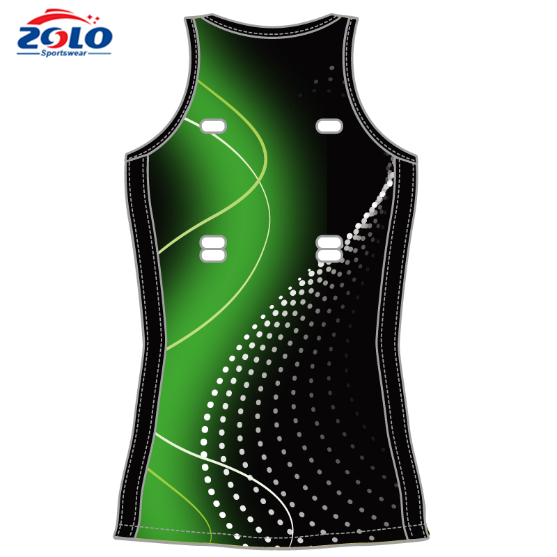 Cheap customized sublimated girls aline netball dresses