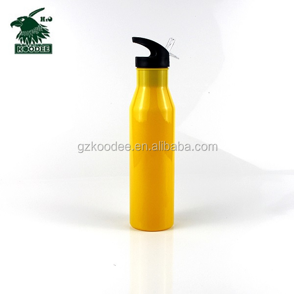 vacuum flask sport water bottle vacuum insulated stainless steel sport water bottle with plastic lid