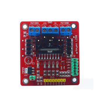 L298n Motor Drive Controller Board Dc Dual H-bridge Robot Stepper Motor  Control & Drives Module For Arduino Smart Car Power - Buy Dc Motor  Controller