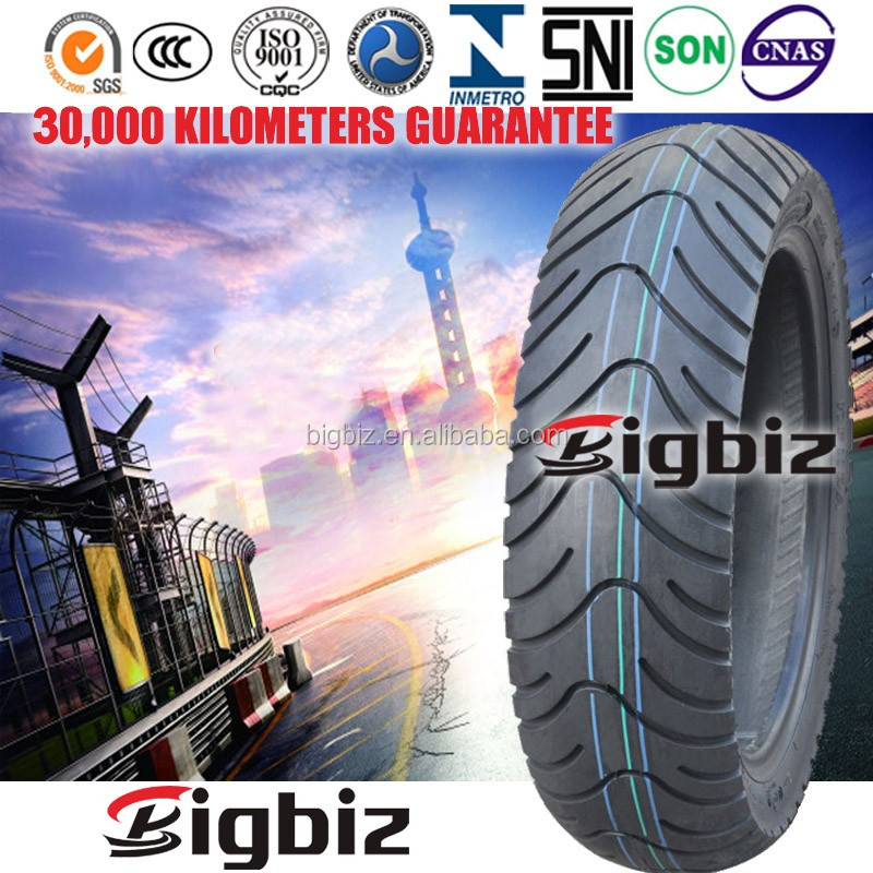 High performance 3.00-8 motorcycle tire for electric motorcycle