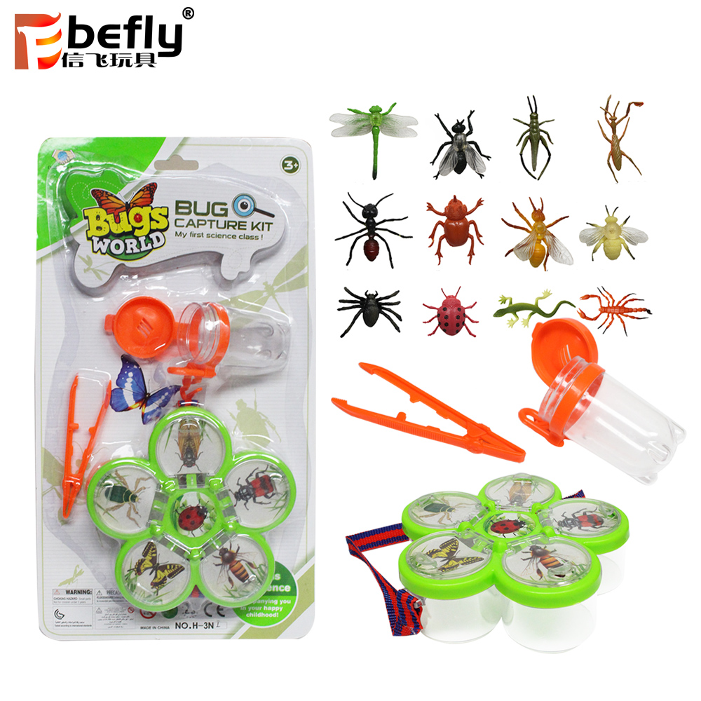 Plastic Insect Viewer Set Educational Science Kits Stem ...