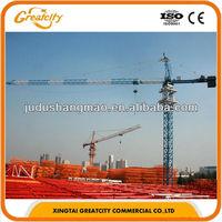 Self rising tower cranes