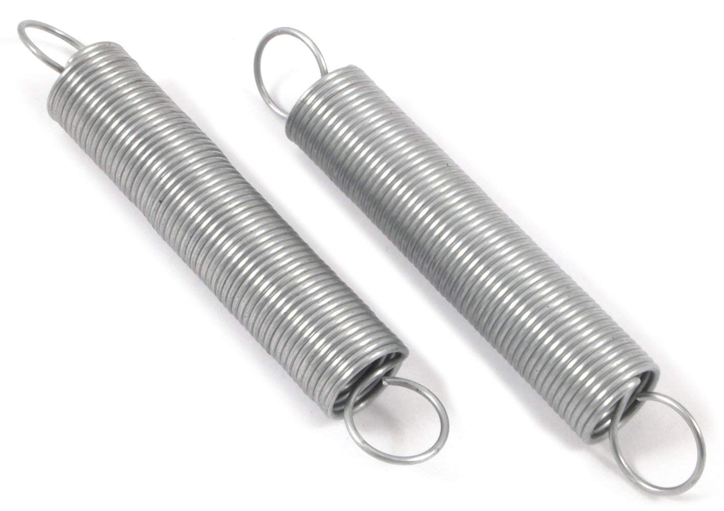 Forney 72538 Wire Spring Extension, 7/16-Inch-by-2-3/4-Inch-by-.035-Inch, 2-Pack