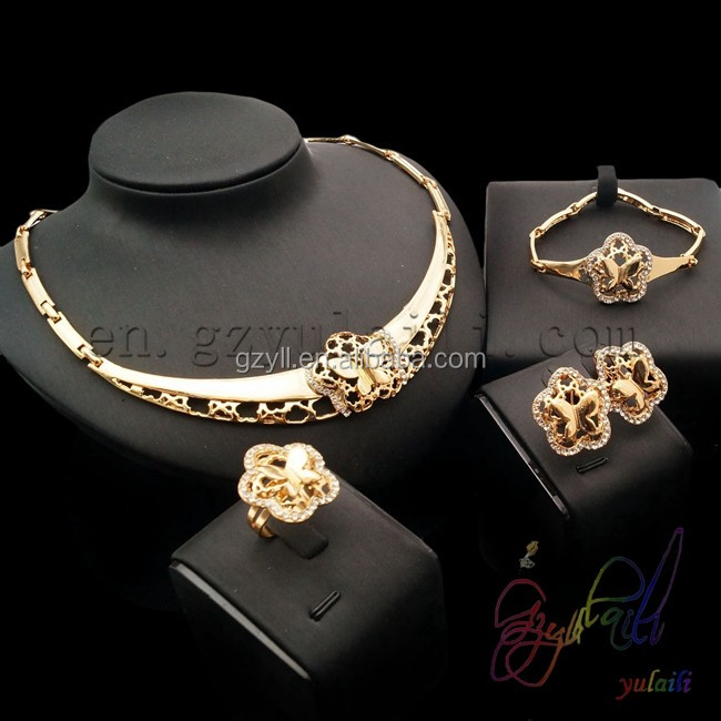 Indian bridal jewelry sets Bollywood jewelry sets New model jewelry set