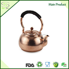 Dubai copper kettle for tea use