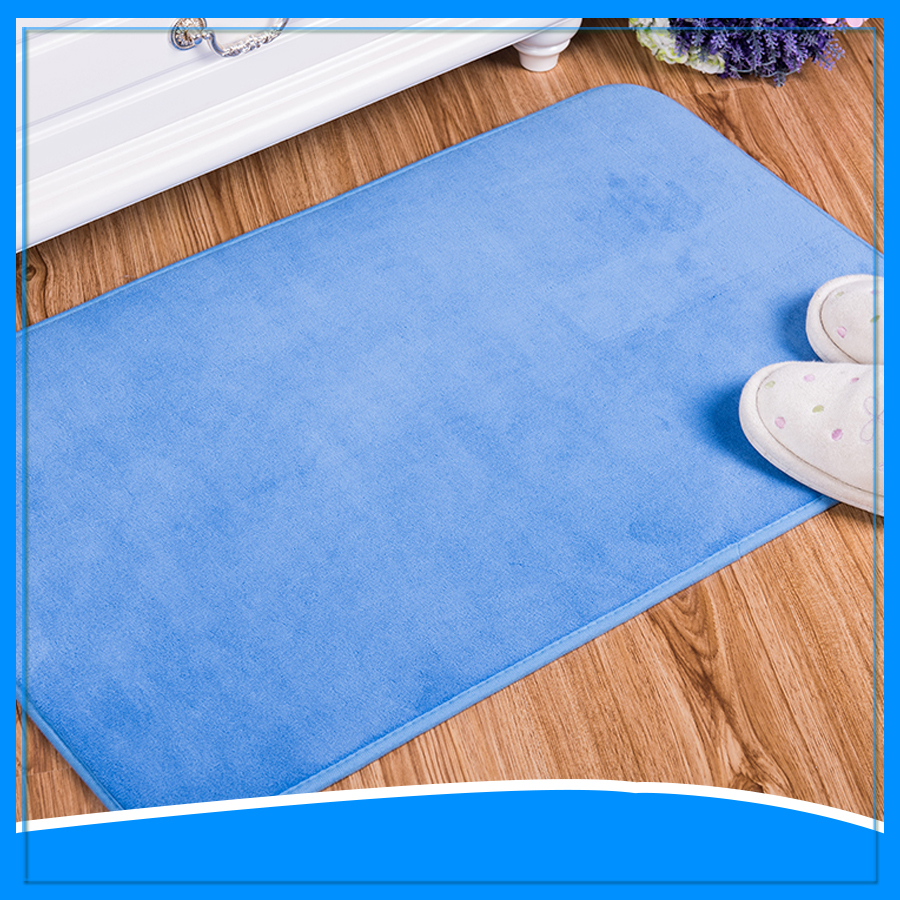 Home living room carpet entrance door mats absorbent non-slip