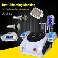 cavitation machine/cavitation/cavitation slimming machine with Cryolipolysis and RF and lipolaser