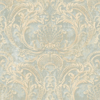 Latest Damask Flower Thick Pvc 3d Soundproof Wallpaper Buy 3d Wallpaper Wallpaper Pvc Wallpaper Product On Alibaba Com