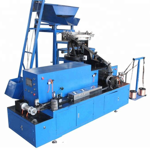 china high speed automatic coil nail making machine for coil nail welding